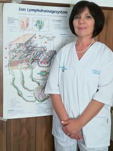 Linfoterapeuta Katia Boemia Centro di Cura per il Linfedema